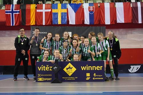Prague Floorball Cup 2020