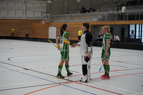 3. čtvrtfinále FbŠ Bohemians vs. FAT PIPE Florbal Chodov 1:8
